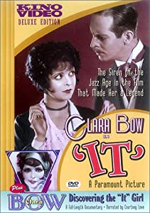 "Cover of ""'It' Plus Clara Bow: Discoverin..."