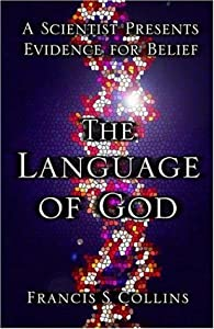"""Cover of """"The Language of God: A Scientis..."""