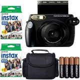 Fujifilm-INSTAX-210-Photo-Instant-Camera-With-Fujifilm-Instax-Wide-Instant-Film-Twin-Pack-Instant-Film-40-Shots-Camera-Case-With-Photo4less-Microfiber-Cleaning-Cloth-Top-Bundle-International-Version-N