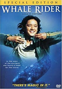 """Cover of """"Whale Rider"""""""