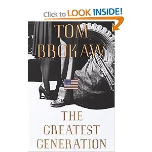 The Greatest Generation, hardback from Amazon
