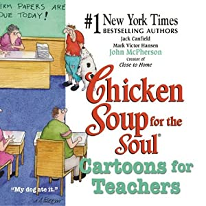 """Cover of """"Chicken Soup for the Soul: Cart..."""
