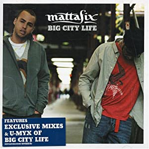 "Cover of ""Big City Life Pt 2"""