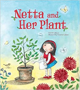 Netta and her Plant book cover