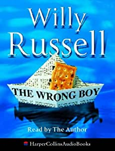 """Cover of """"The Wrong Boy"""""""
