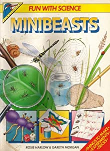 "Cover of ""Minibeasts (Fun with Science)"""