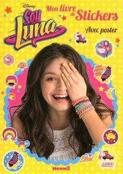 Soy-Luna-Mon-livre-de-stickers-avec-poster-Livre-stickers-poster