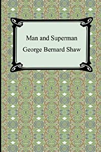 "Cover of ""Man and Superman"""