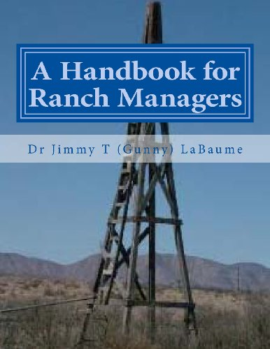 A Handbook for Ranch Managers