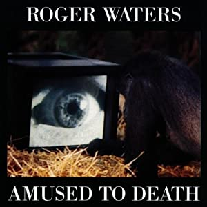 """Cover of """"Amused to Death"""""""