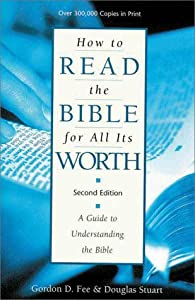 "Cover of ""How to Read the Bible for All I..."