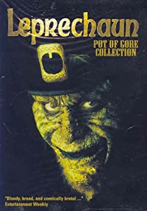 "Cover of ""Leprechaun Pot of Gore Collecti..."