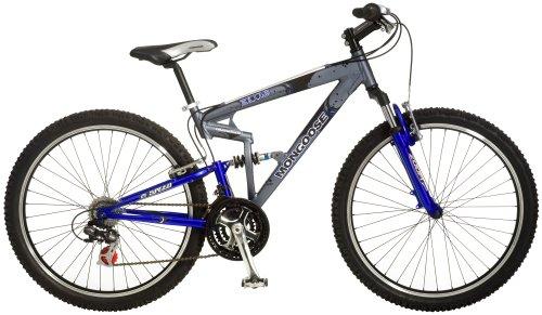 Mongoose Exile Dual Suspension Mountain Bike 26 Inch