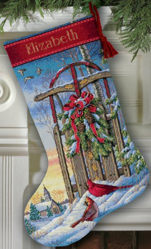 Needlepoint Christmas Stocking Kits.Cross Stitch Christmas Needlepoint Stocking Kits Yeah I