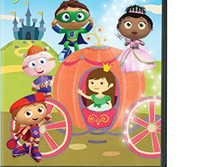 Super Why: Cinderella & Other Fairytale Adventures [DVD] [Import]
