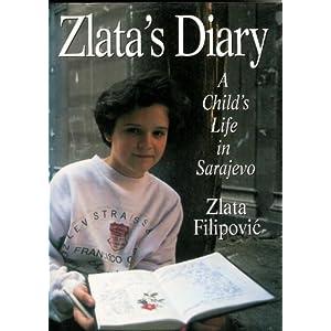 Zlata's Diary:A Child's Life in Sarajevo