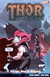 Thor God of Thunder: Last Days of Midgard Vol. 4