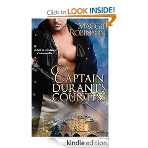 Captain Durant's Countess (The London List)