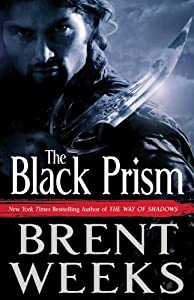 "Cover of ""The Black Prism (Lightbringer)&..."