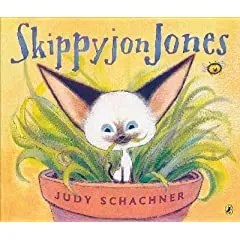 Skippyjon Jones: A Siamese Cat Who Thinks He's a Chihuahua (2/4)