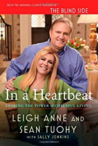 "Cover of ""In a Heartbeat: Sharing the Pow..."