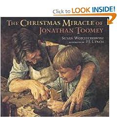 The Christmas Miracle of Jonathan Toomey (Book & CD Gift Edition)