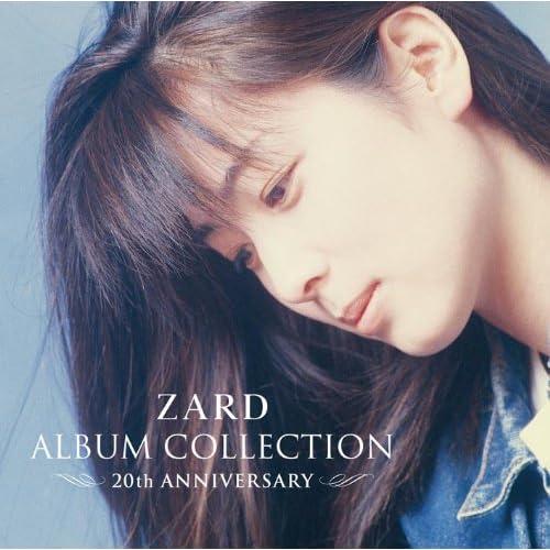 ZARD ALBUM COLLECTION~20th ANNIVERSARY~をAmazonでチェック!