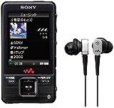 SONY ウォークマン Aシリーズ ビデオ対応 16GB ブラック NW-A829 B
