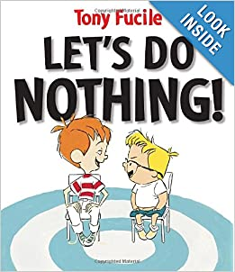 Let's Do Nothing! Cover