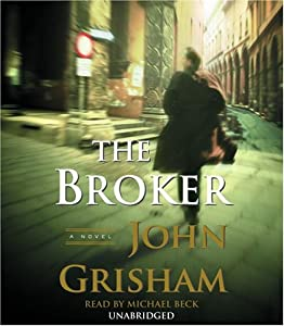 "Cover of ""The Broker (John Grisham)"""