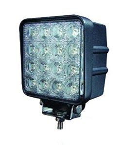 Aikar-48W-LED-luz-de-trabajo-Faro-Coche-Moto-luces-antiniebla-Focos-Lampara-ATV-SUV-4WD