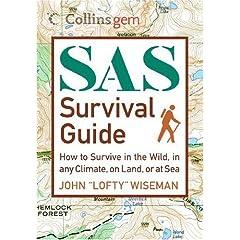 SAS Survival Guide Handbook (Collins Gem)