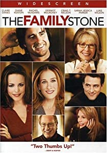 """Cover of """"The Family Stone (Widescreen Ed..."""