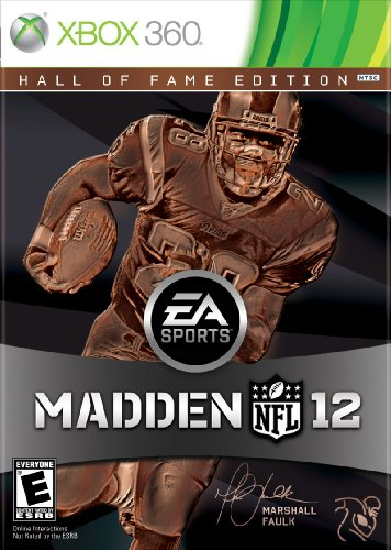 Game 25 Wii Football Madden