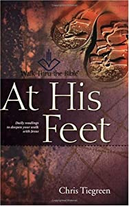 """Cover of """"At His Feet"""""""
