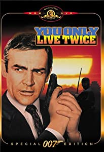 "Cover of ""You Only Live Twice"""