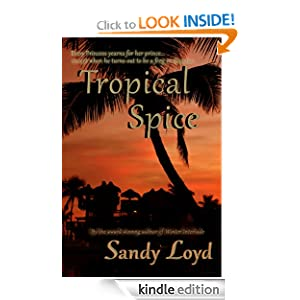 Tropical Spice (Second Chances Series)