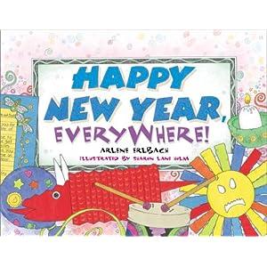 Happy New Year Everywhere!