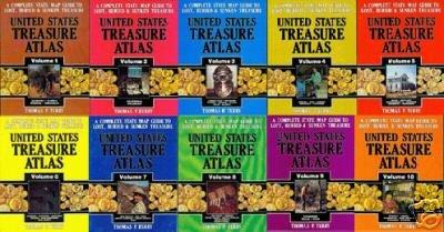United States Treasure Atlas Set