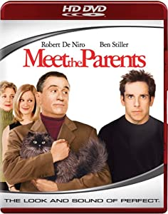 "Cover of ""Meet the Parents [HD DVD]"""