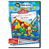 Best of Caillou: Caillou's Summer Vacation [DVD] [Import]