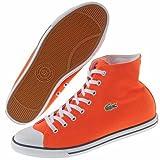 Lacoste L27 HI SRM , Farbe:Orange; Größe:42