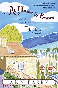 "Cover of ""At Home in France"""