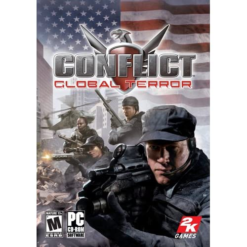 Conflict : global terror storm -Highly Compressed (1.16Gb into  468Mb)