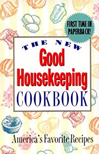 "Cover of ""The New Good Housekeeping Cookb..."