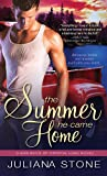 The Summer He Came Home (Bad Boys of Crystal Lake Book 1)