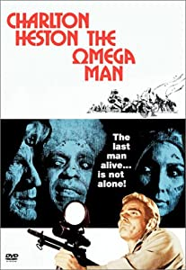 "Cover of ""The Omega Man [Blu-ray]"""