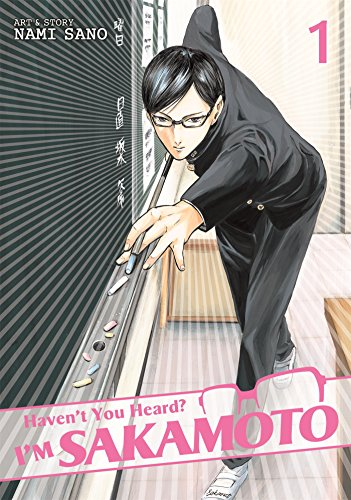 Haven't You Heard? I'm Sakamoto Vol. 1