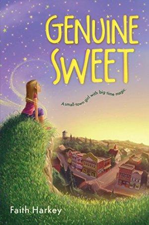 Genuine Sweet by Faith Harkey | Featured Book of the Day | wearewordnerds.com