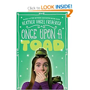 Once Upon a Toad